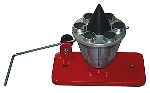 Stens 750-050 Blade Balancer, Magnetic Collar, Ball Bearing Spindle, Wall Mount by Stens