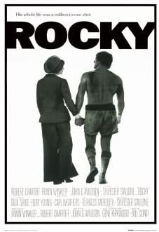 Rocky Movie Poster Adrian Rare Hot Neuf 24/x 36