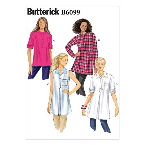 BUTTERICK PATTERNS B6099 Misses'