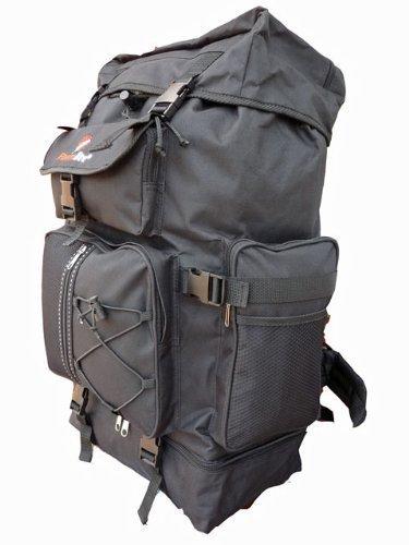 60 65 Litre Camping Backpack Backpacks Rucksack Bags DOE Scouts RL05K by Roamlite