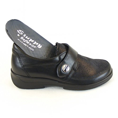 Mujer Zapatillas de Stuppy Stuppy Zapatillas casa Stuppy Zapatillas de casa Mujer de casa qfFInnw7Ax