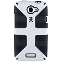 Speck Products CandyShell Grip Cell Phone Case for HTC One X - White