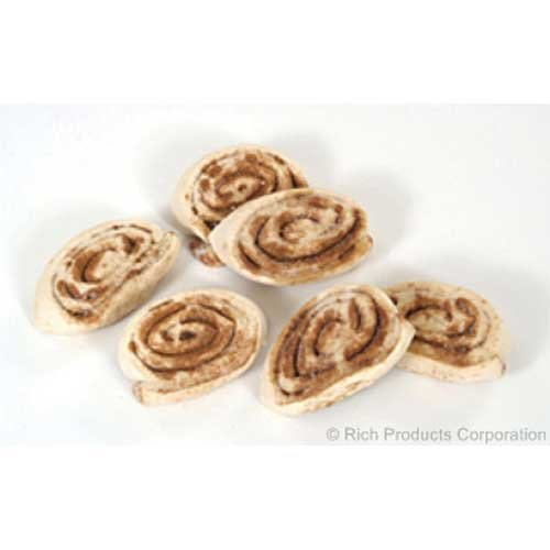 Rich Deluxe Pershing Yeast Donut Dough, 2.75 Ounce -- 180 per case.
