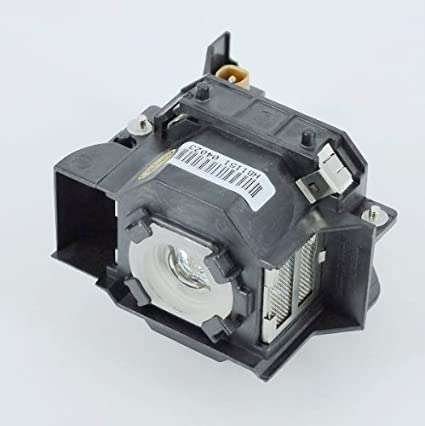 ELPLP33 V13H010L33 LAMP IN HOUSING FOR EPSON PROJECTOR MODEL EMPS3