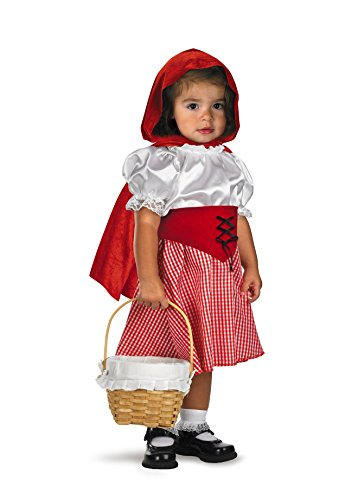 Little Red Riding Hood And Wolf Halloween Costumes (LITTLE RED RIDING HOOD)