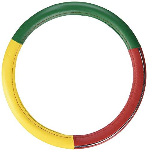 jamaican steering wheel - 1
