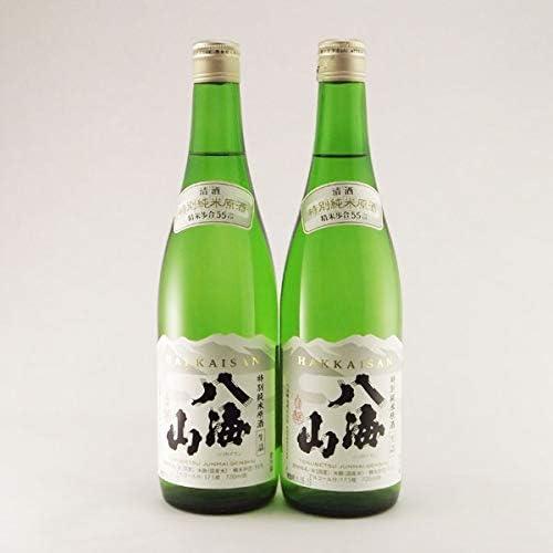 八海山 特別純米原酒 生詰 720ml 2本セット