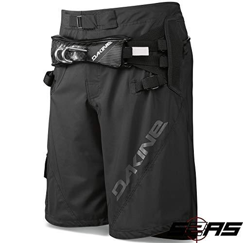 Dakine 10001844 Men's Nitrous Hd Kiteboard Harness, Black - 32