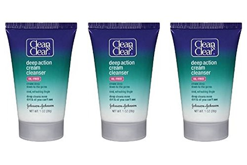 Clean Clear Action Cleanser Travel