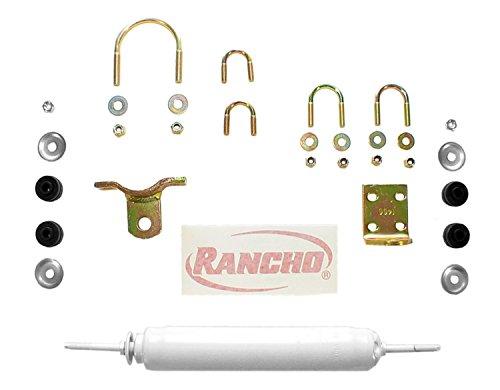 Rancho RAN-AHG-452 Steering Damper Kit - fits Jeep Jeepster 1966-1971 -  Brightt