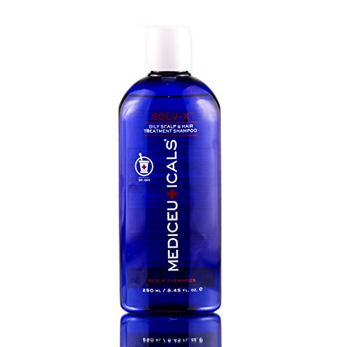 Therapro Mediceuticals Solv-X Oily Scalp & Hair Treatment Shampoo - 8.45 oz