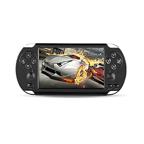 koeall Keaoll Handheld Game- Video Game Console, X9-s 8G Built-in 10,000+ Games 5.1 Inch HD Screen with Lens