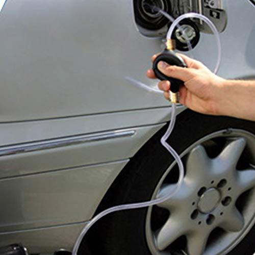 Turobayuusaku Auto Car Siphon Syphon Hose Tube Pump for Fluid Water Gas Gasoline