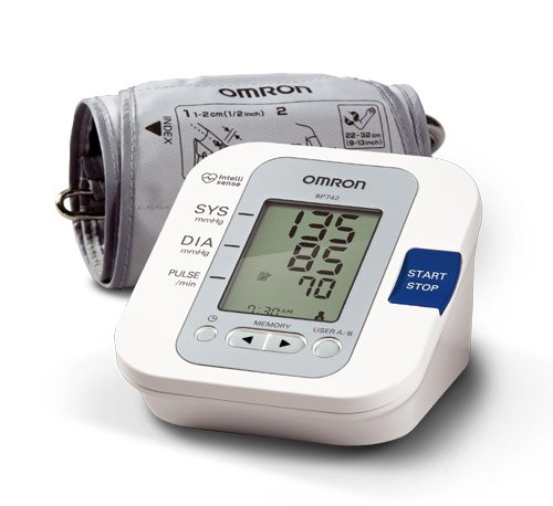IntelliSense BP 5 Series Unit Omron by Omron Healthcare