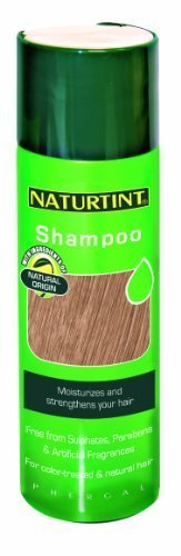 (Naturtint Shampoo For Color-Treated & Natural Hair -- 7.04 fl)