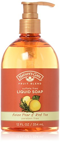 ASIAN PEAR + RED TEA HAND SOAP