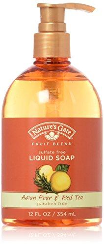 ASIAN PEAR + RED TEA HAND SOAP (Kiwi Pear Hand Soap)