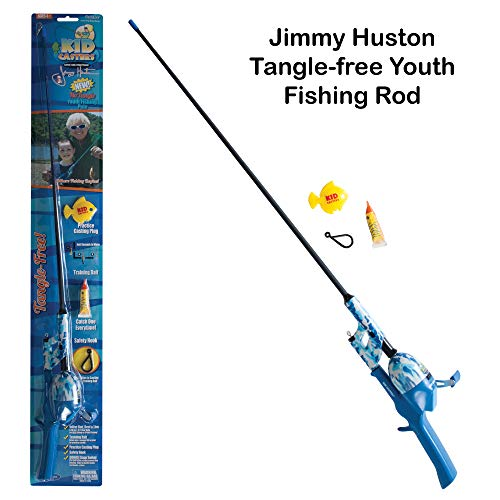 Kid Casters JHKCBNTS1 No Tangle Fishing Rod