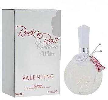 Amazon.com: Rock n Rose Couture nuevo blanco Valentino 3 ...