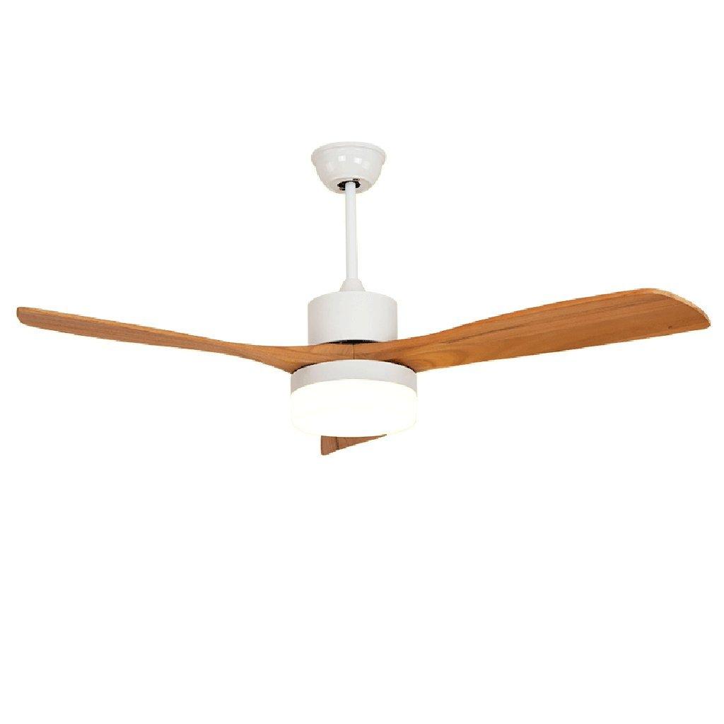 Amazon.com: Ceiling Fans Light Fan Chandelier LED Light Home Bedroom ...