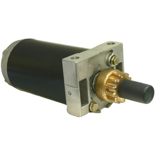 - DB Electrical SAB0032 New Starter For Mercury Force Marine 40 50 Hp 1992-1999, 50-820193, 50-820193-1 50-820193-T1 5394 Mot4006 18-5622, 50El 50Elpt, 40El 40Elpt 5676940-M030SM SM56769 50-820193