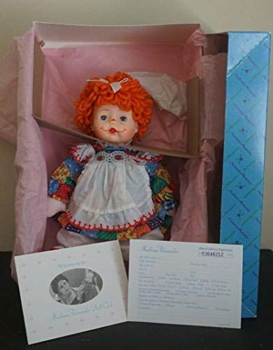 (Madame Alexander Mop Top Huggums Girl Doll #29030 )