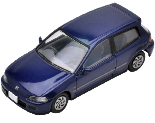 1/64 TLV-N65b Honda シビックVTi(ネイビー) 「トミカリミテッドヴィンテージNEO」 253822