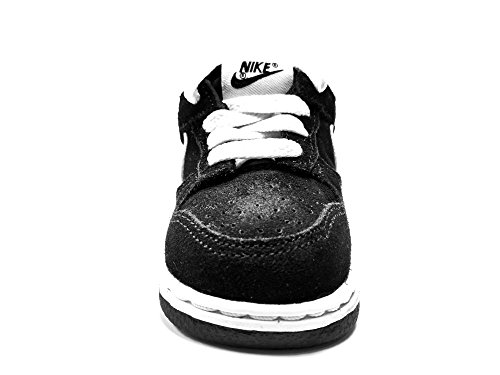 Pictures of Nike Little Dunk Low (TD) Black/White 887223747277 (6c) 6