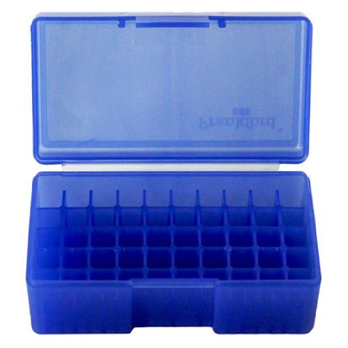 Frankford Arsenal 38/357 Ammo Box (50 Count), (357 Magnum Ammo)