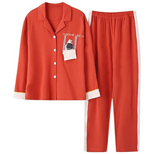 Cotone Pigiama Cardigan Cotone Indossare Set In Color Pigiami Medicazione Meaeo Vestiti In Da Possono Homewear Le Photo Da Donne Pigiama Notte ntwYpxxqz8