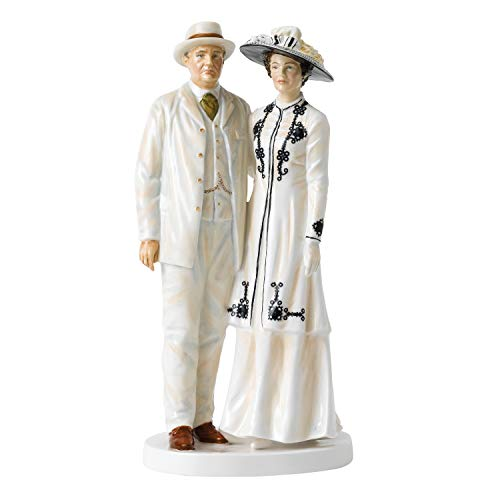 Royal Doulton Downtown Abbey Lord and Lady Grantham -