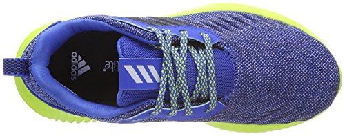 adidas Alphabounce RC J, Zapatillas de Gimnasia Unisex Niños Azul (Azul / Maruni / Aeroaz 000)