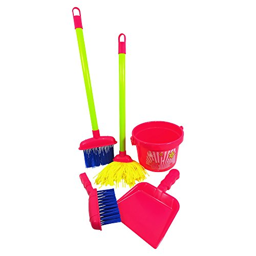 broom and dustpan toy - 7