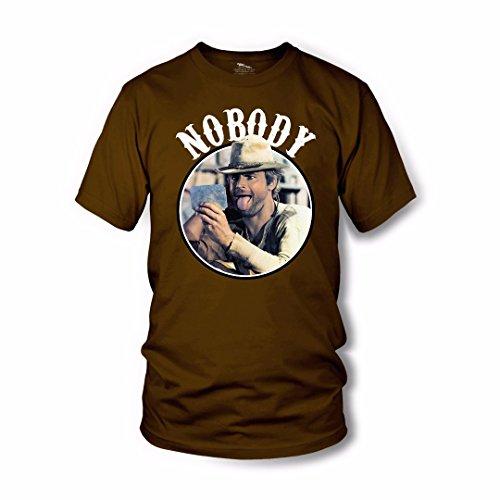 Terence Hill T-Shirt Nobody (braun)