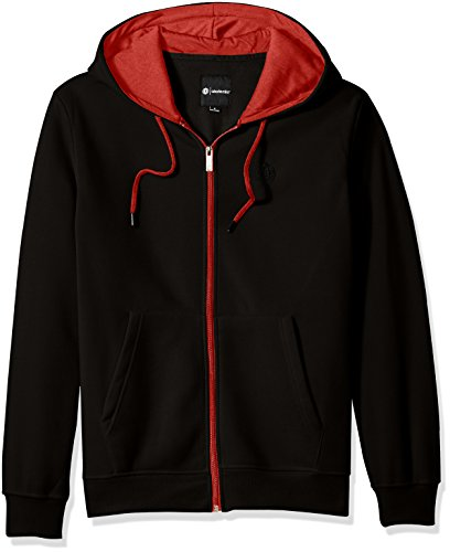 Zip Hoody Black Sweatshirts - 7