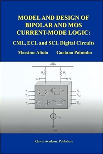 Book Model and Design of Bipolar and MOS Current-Mode Logic: CML, ECL and SCL Digital Circuits Softcover reprint of edition by Alioto, Massimo, Palumbo, Gaetano (2010)