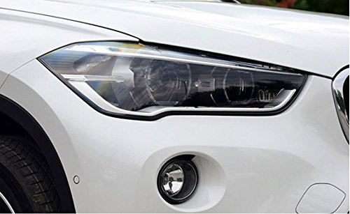 GOWE Car Styling LED Head Lamp for BMW X1 headlights 2016 for X1 LED angle eyes drl H7 hid Bi-Xenon Lens low beam Color Temperature:6000K; Wattage:35W 2