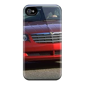 Iphone 4/4s Case Cover Skin : Premium High Quality Chrysler Crossfire 2004 Case