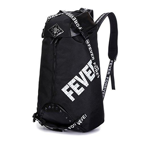 CLCOOL Bergsteigen-TascheWandern rucksack outdoor Klettern Camping reisen bergsteigen Unisex wasserdicht wasserdichte Taschen , schwarz