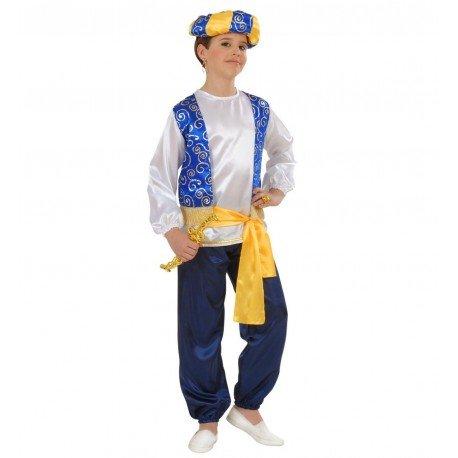 DISFRACES GILMAR Disfraz Principe Arabe nfantil - 5-7 AÑOS: Amazon ...