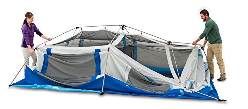 Columbia Fall River 8 Person Instant Tent (Compass Blue)  sc 1 st  C&ing Companion : columbia tent - memphite.com