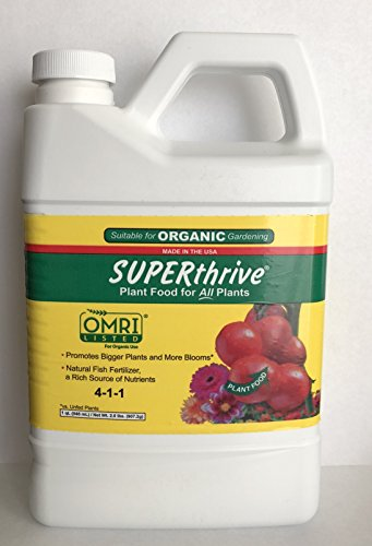 SUPERthrive Plant Food for All Plants