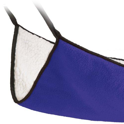Ware Double Fleece Hang-N-Hammock Small Pet Sleeper, Jumbo (Colors may vary), My Pet Supplies