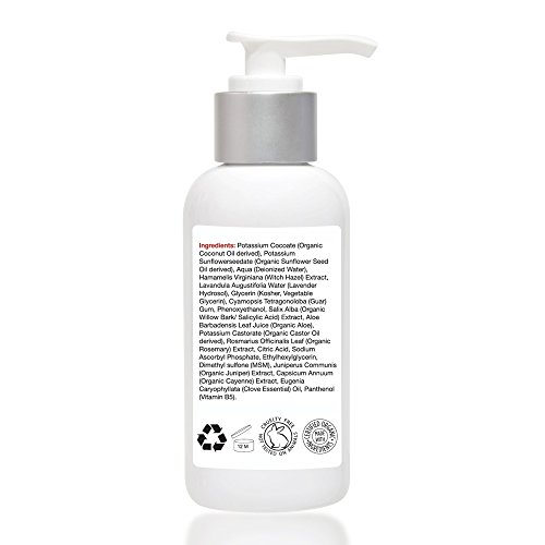 New Detoxifying Acne Cleanser By Nieuw Beauty Sulfate
