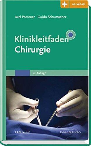 Klinikleitfaden Chirurgie: mit Zugang zur Medizinwelt