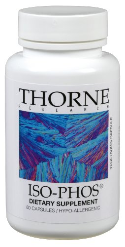 Thorne Research - Iso-Phos (Phosphatidylsérine Isoler) - 60ct