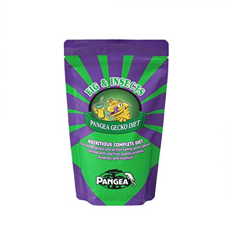 - Pangea Fruit Mix Fig & Insects Crested Gecko Complete Diet (1/2 lb)