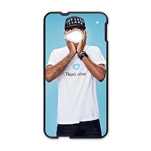 HTC One M7 Cell Phone Case Black Pharrell Williams ahrl