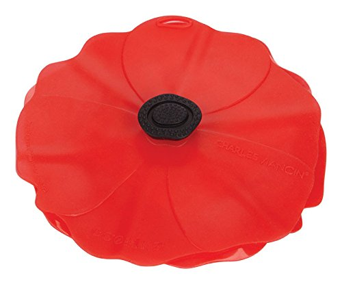 Charles Viancin Poppy Drink Cover Set/2 from Charles Viancin