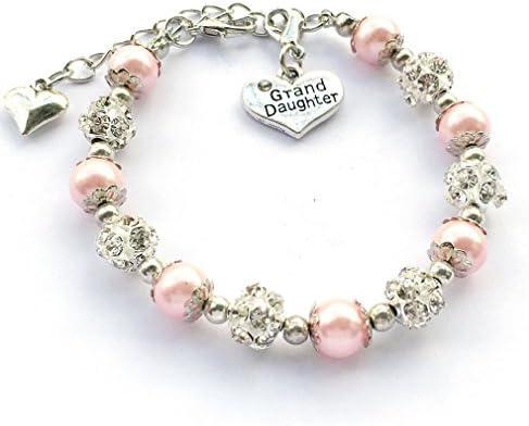 DOLON Granddaughter Bracelet Rhinestone Jewelry 3 product image